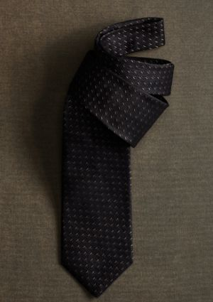 Gatsby clothing for men - Brooks Brothers - menswear from the 1920s tie MA01287_NAVY_G.jpg